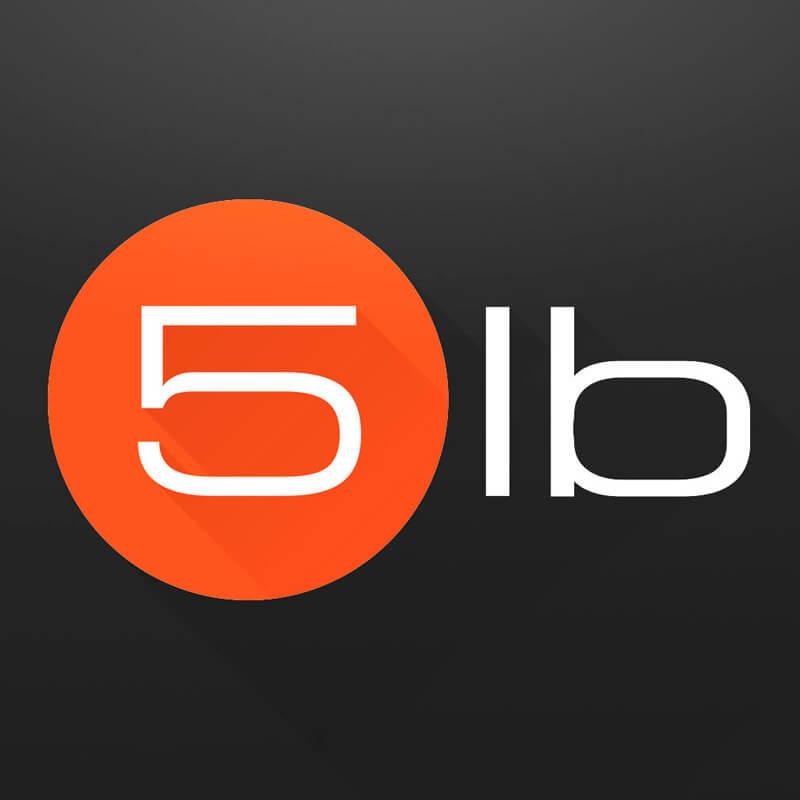 Спортивное питание 5LB